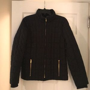 JCrew women's Short puffer jacket size M
